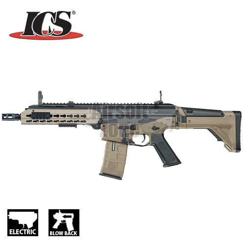 CXP APE Black and Tan AEG ICS