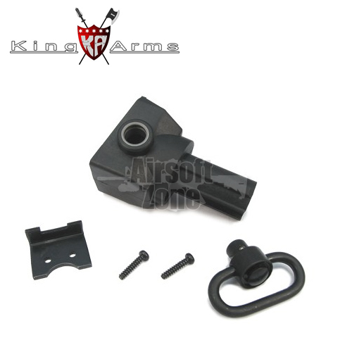 M4 Stock Adaptor for AK King Arms
