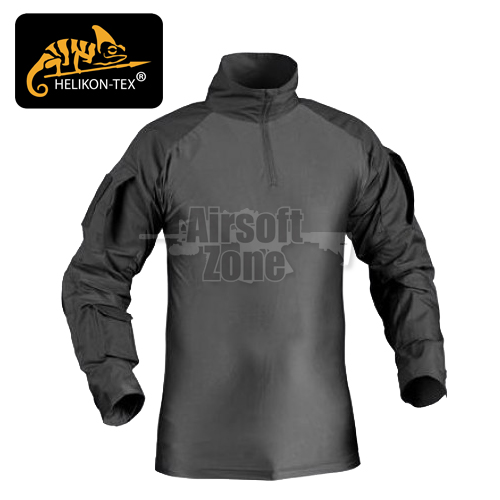 Combat Shirt with Elbow Pads Black HELIKON
