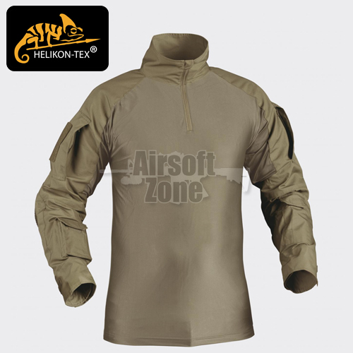 Combat Shirt with Elbow Pads Coyote HELIKON