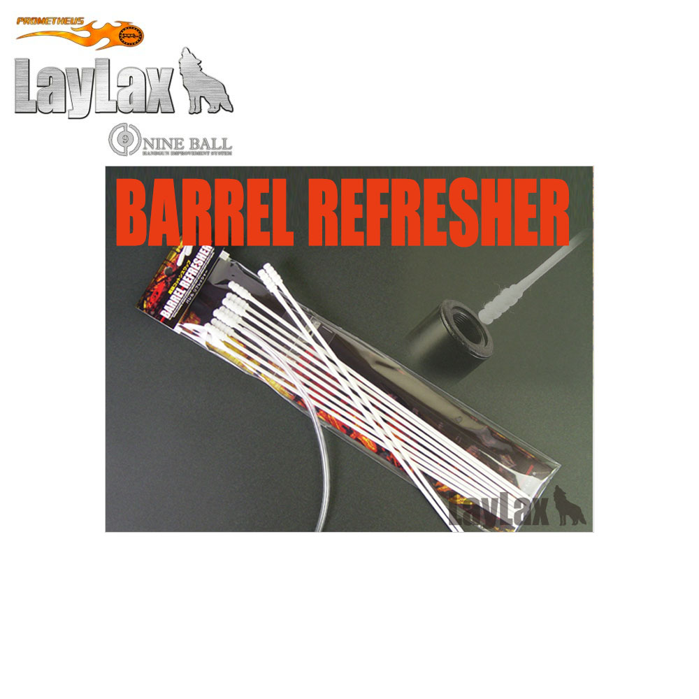 Barrel Refresher - Rifle Cleaning Rod Set LayLax