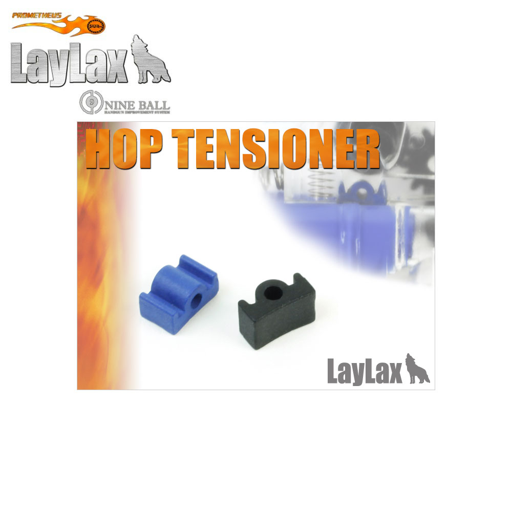 HOP Up Nub Tensioner Flat Soft and Hard Prometheus / LayLax