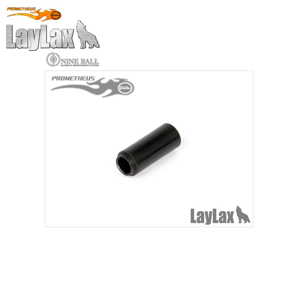 Straight Chamber Bucking Extra Soft BLACK Prometheus / LayLax