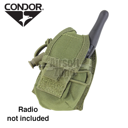 Small Radio (HHR) Pouch OD Green CONDOR