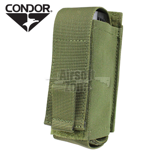 Single 40mm Grenade (OC) Pouch OD Green CONDOR