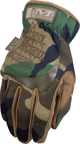Fastfit Woodland Glove (2017) Mechanix