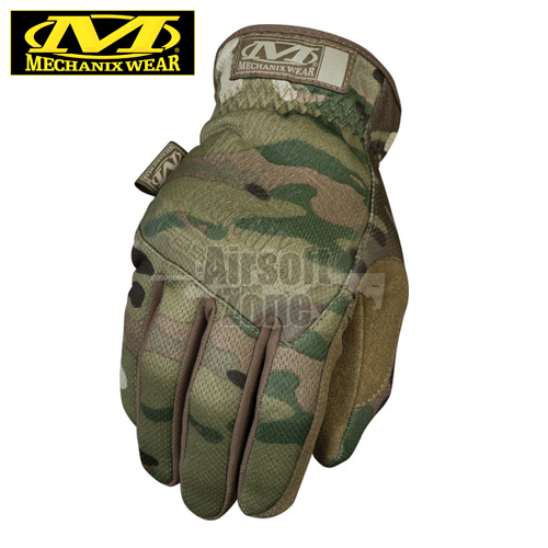 Fastfit Multicam Glove (2017) Mechanix