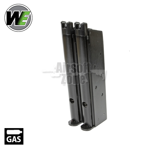 30rnd (2x15) Magazine for Double Barrel 1911 Series WE