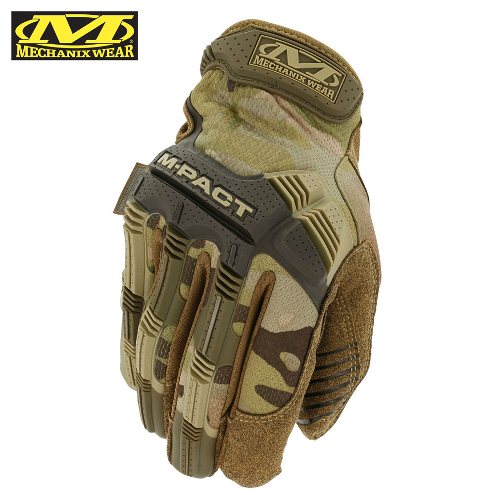 M-Pact Glove New Design Multicam Mechanix