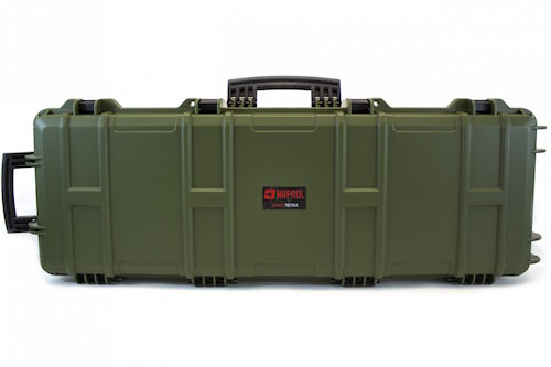 Large Rifle Hard Case OD Green NUPROL
