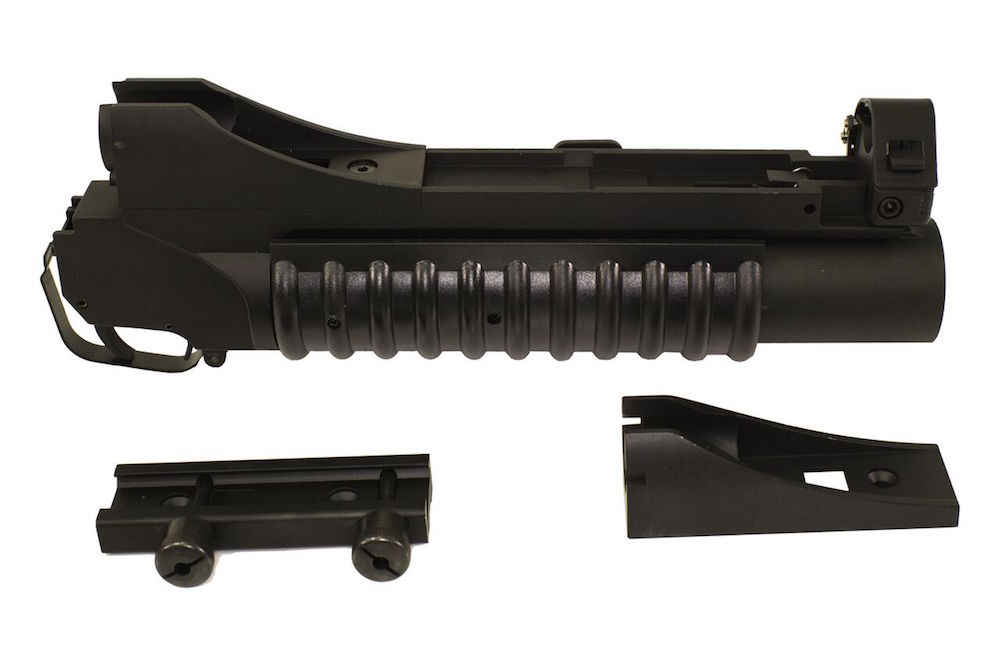 NP203 Military Type M203 Short Grenade Launcher NUPROL