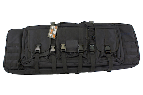 PMC Deluxe Soft Rifle Bag 36'' Black NUPROL