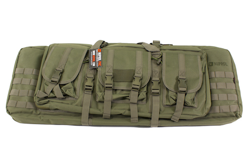 PMC Deluxe Soft Rifle Bag 36'' Green NUPROL