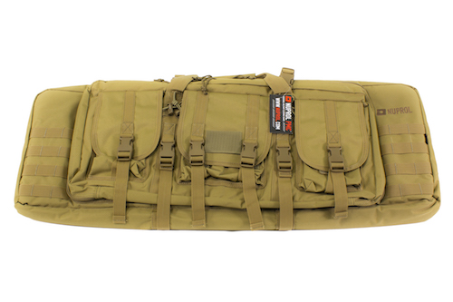 PMC Deluxe Soft Rifle Bag 36'' Tan NUPROL