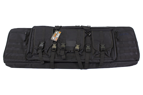 PMC Deluxe Soft Rifle Bag 42'' Black NUPROL