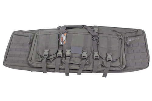 PMC Deluxe Soft Rifle Bag 42'' Grey NUPROL