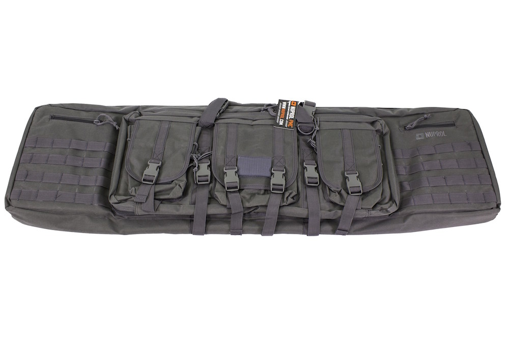 PMC Deluxe Soft Rifle Bag 46'' Grey NUPROL