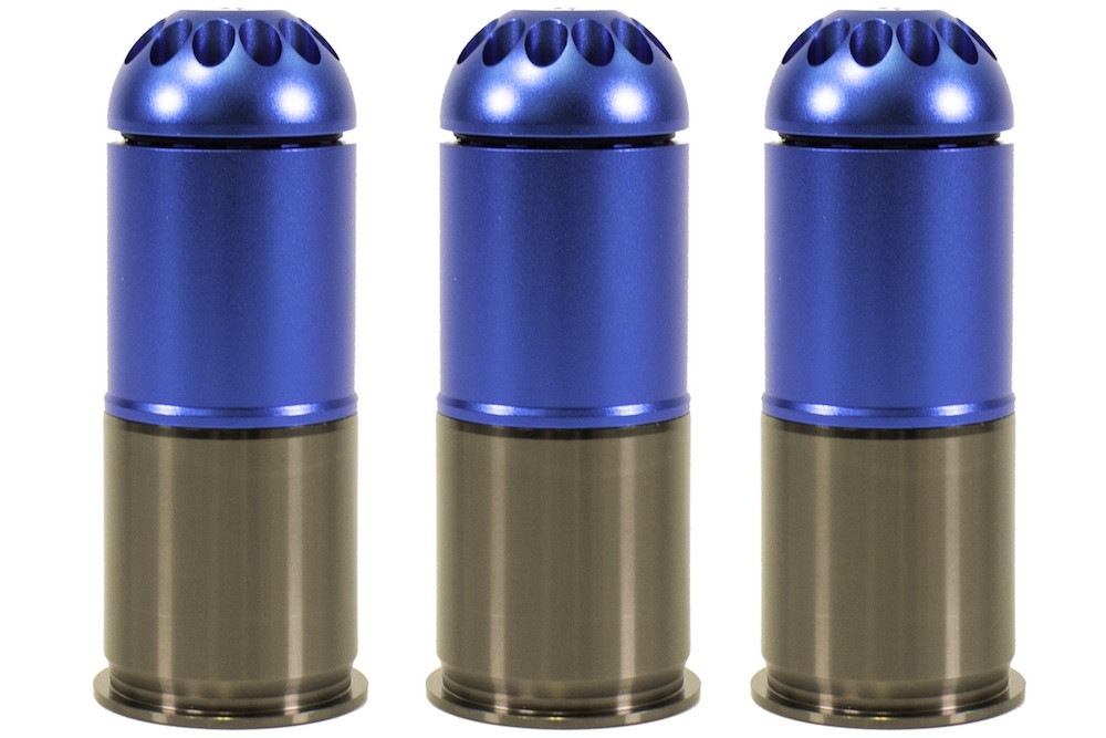 NP 40mm 120rnd BB Shower Grenade Shell (pack of 3) NUPROL