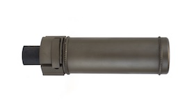 BOA Series 14mm CCW QD Suppressor with Flash Hider Short Bronze NUPROL
