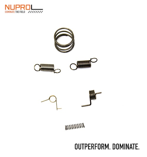 Spring Set for Ver 3 Gearbox AEG NUPROL
