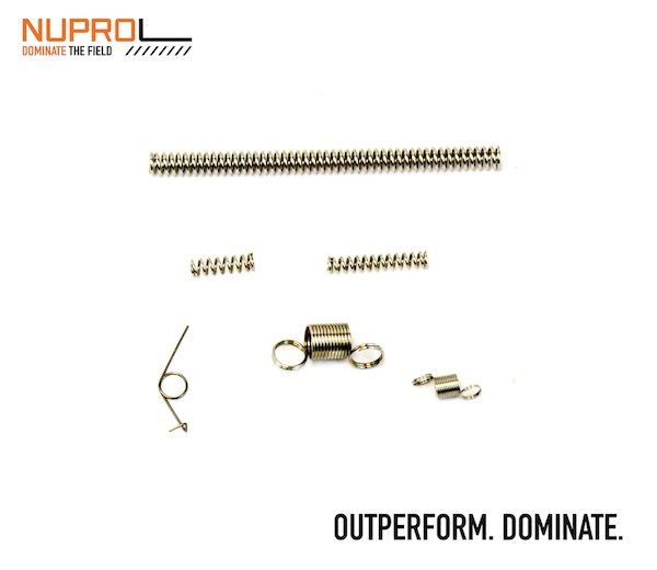 Spring Set for Ver 7 Gearbox AEG NUPROL