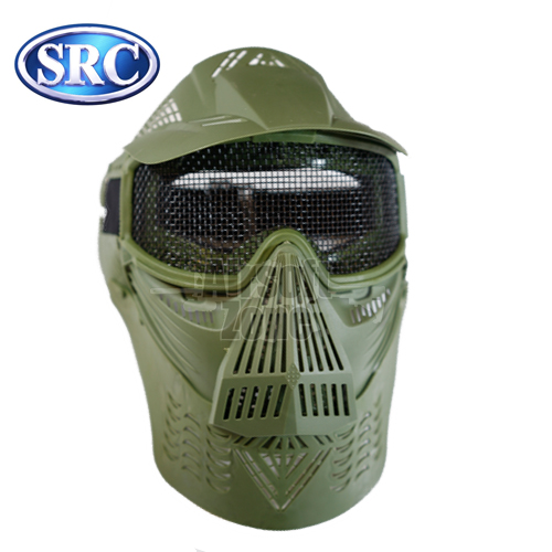 Mesh Mask Large Green