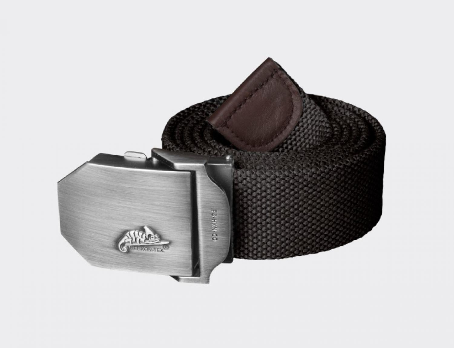 Logo Belt Black HELIKON