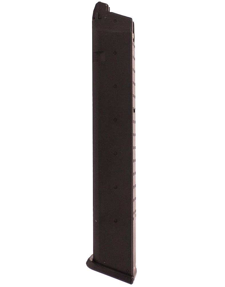 50rnd Extended Gas Magazine for EU17 & EU18 Series Raven