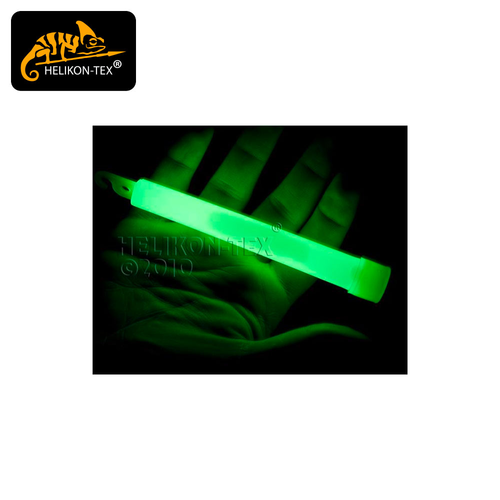 6'' Lightstick Green HELIKON