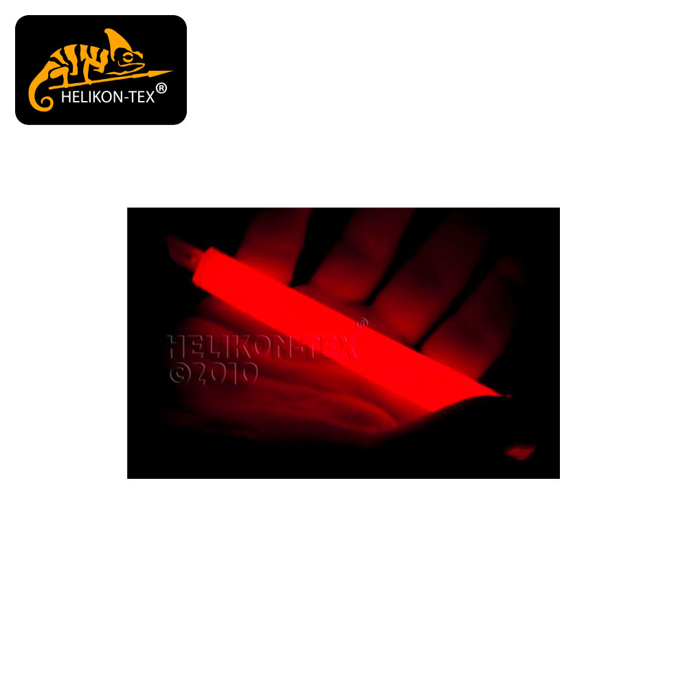 6'' Lightstick Red HELIKON