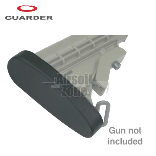 Six Position Carbine Stock Pad Guarder