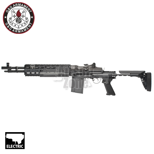 GR14 EBR Short (HBA-S) M14 Rifle AEG G&G