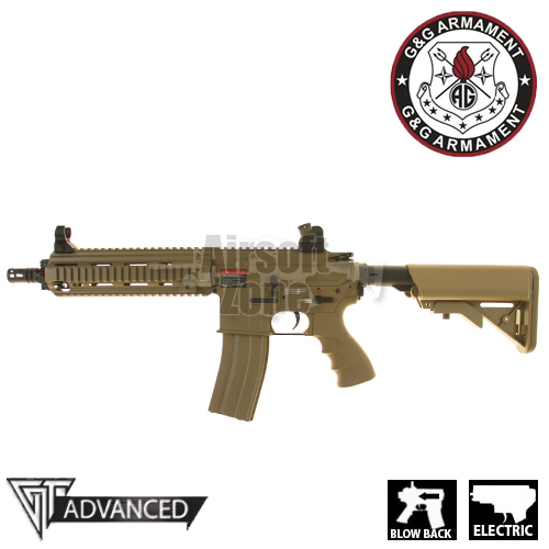 (GEN 2) T4-18 Light Blowback Tan AEG G&G
