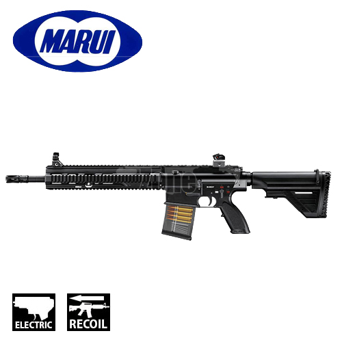 TM417 Early Variant Electric Recoil AEG Tokyo Marui