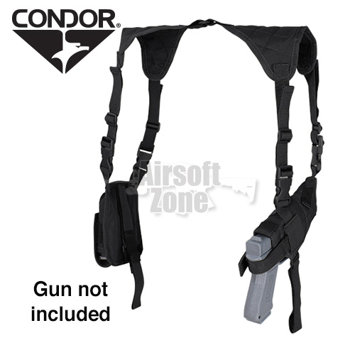 Universal Shoulder Holster Black CONDOR