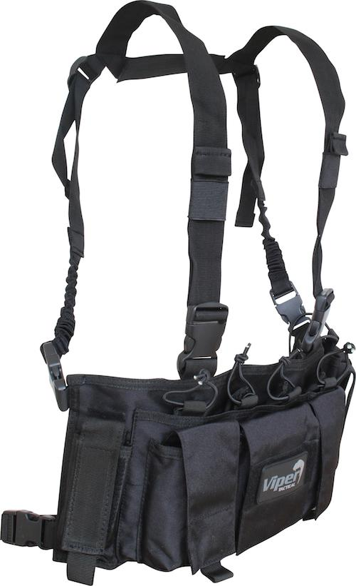 Special Ops Chest Rig Black Viper Tactical