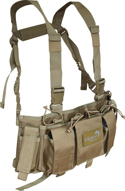 Special Ops Chest Rig Coyote Viper Tactical
