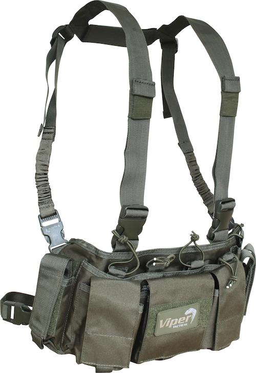 Special Ops Chest Rig OD Green Viper Tactical