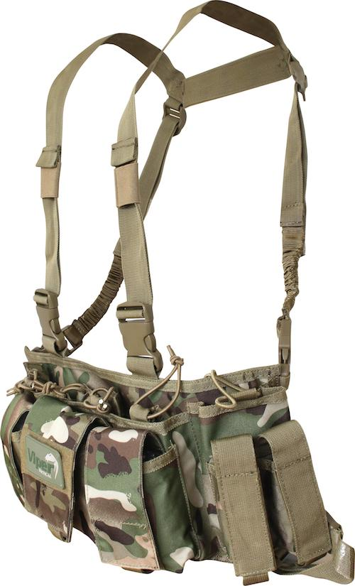 Special Ops Chest Rig VCAM Viper Tactical