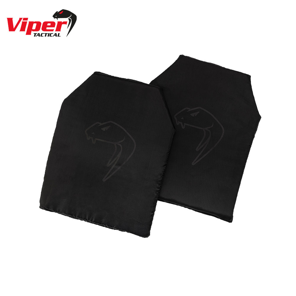 Dummy Plates Black Viper Tactical