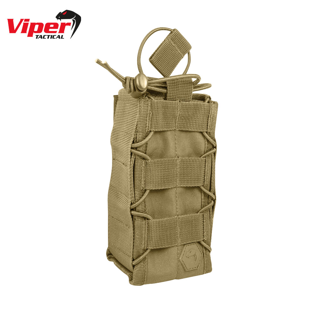 Elite Utility Pouch Coyote Viper Tactical