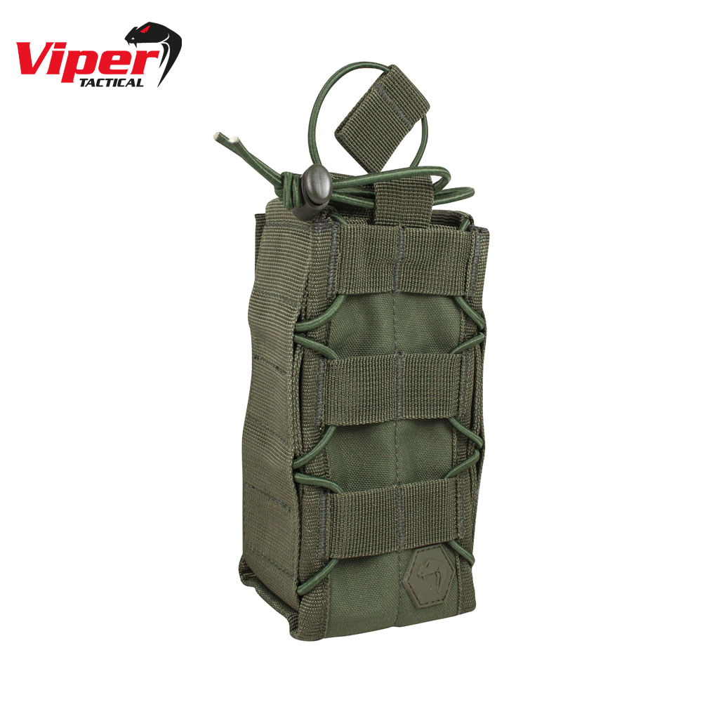 Elite Utility Pouch OD Green Viper Tactical