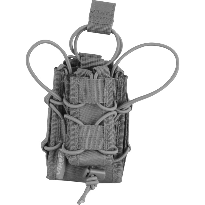 Elite Stacker Mag Pouch Titanium Viper Tactical