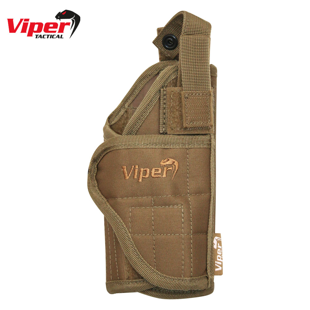 Modular Adjustable Holster Coyote Viper Tactical