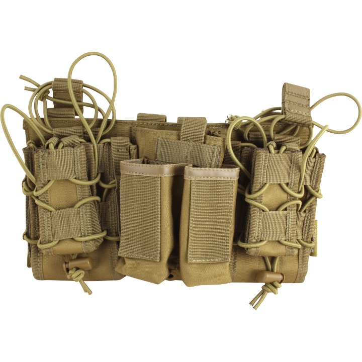 Elite Modular Mag Pouch Rig Coyote Viper Tactical