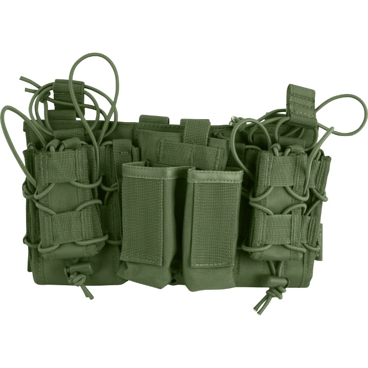 Elite Modular Mag Pouch Rig OD Green Viper Tactical