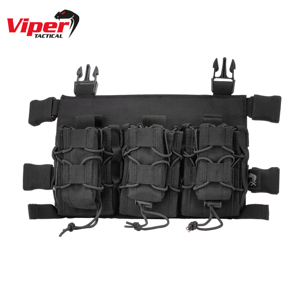 VX Buckle Up Mag Rig Black Viper Tactical