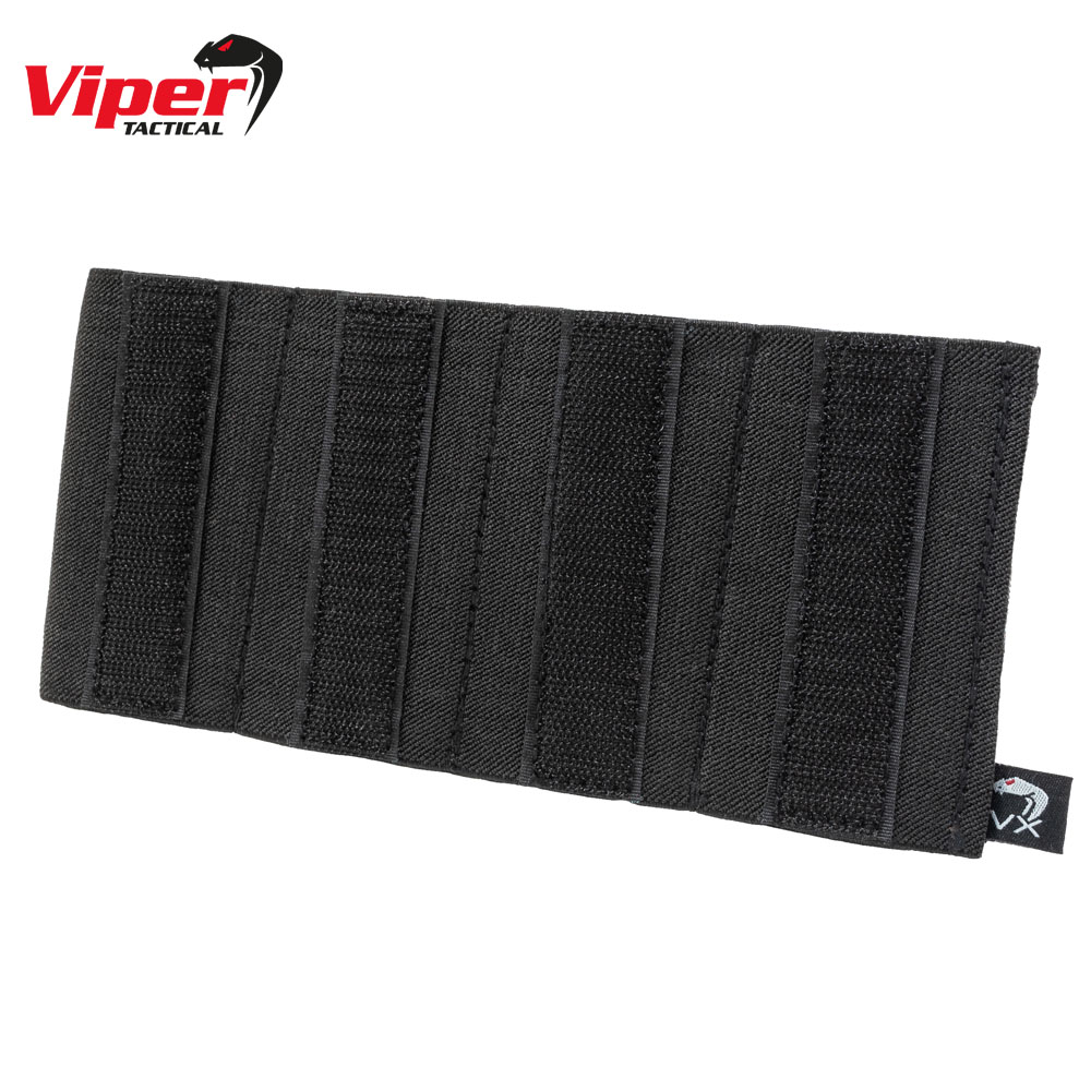 VX Quad SMG Mag Sleeve Pouch Black Viper Tactical