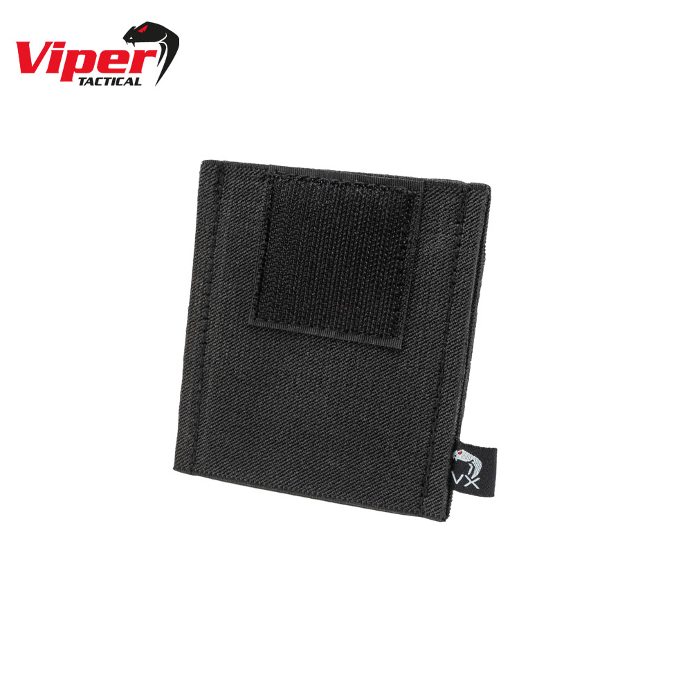 VX Single Rifle Mag Sleeve Pouch Black Viper Tactical