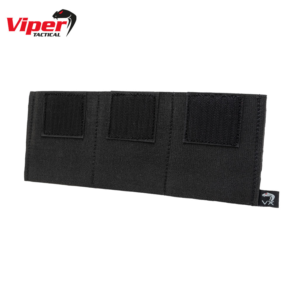 VX Triple Rifle Mag Sleeve Black Viper Tactical
